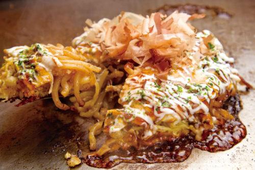 大阪モダン焼
