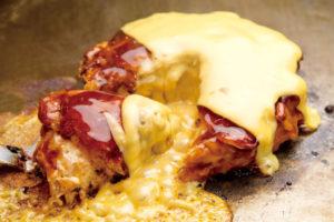 3種のチーズのとこ豚チーズ焼